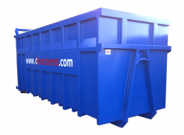 RORO Skip & Hook Lift Containers