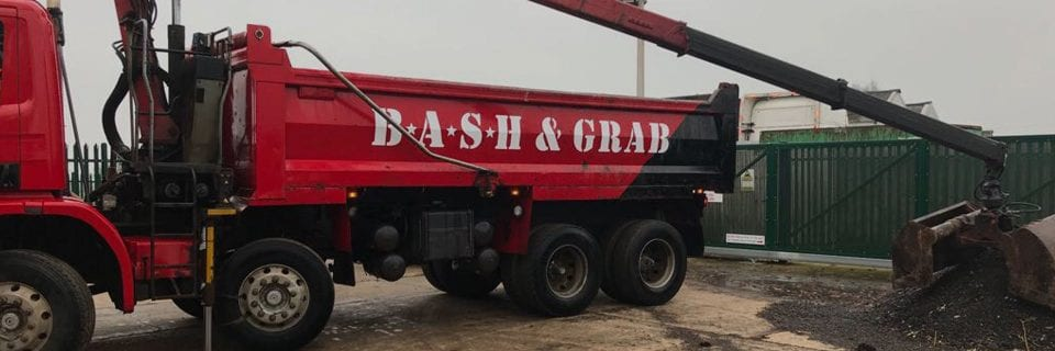 Grab Truck & Skip Hire specialists