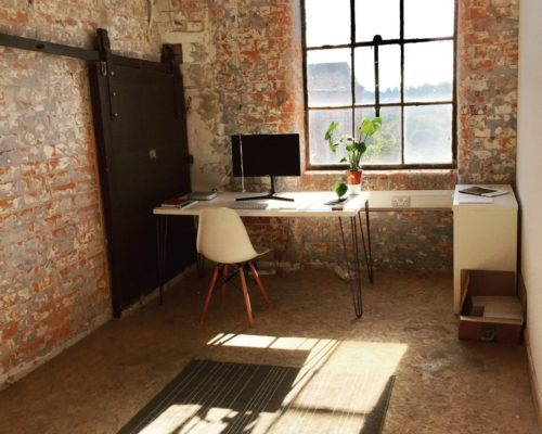 1 person office space Nottingham