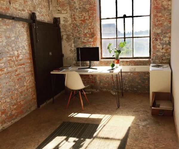Exposed Brick Office Bingham