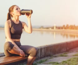 How protein shakes can improve your nutrition