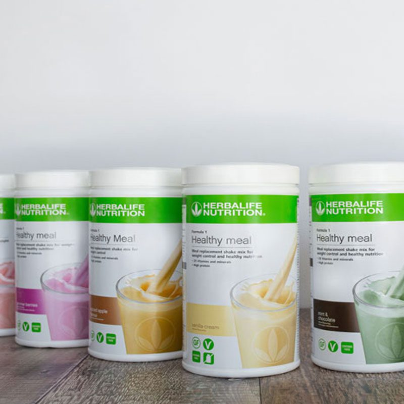 can you lose weight drinking protein shakes?