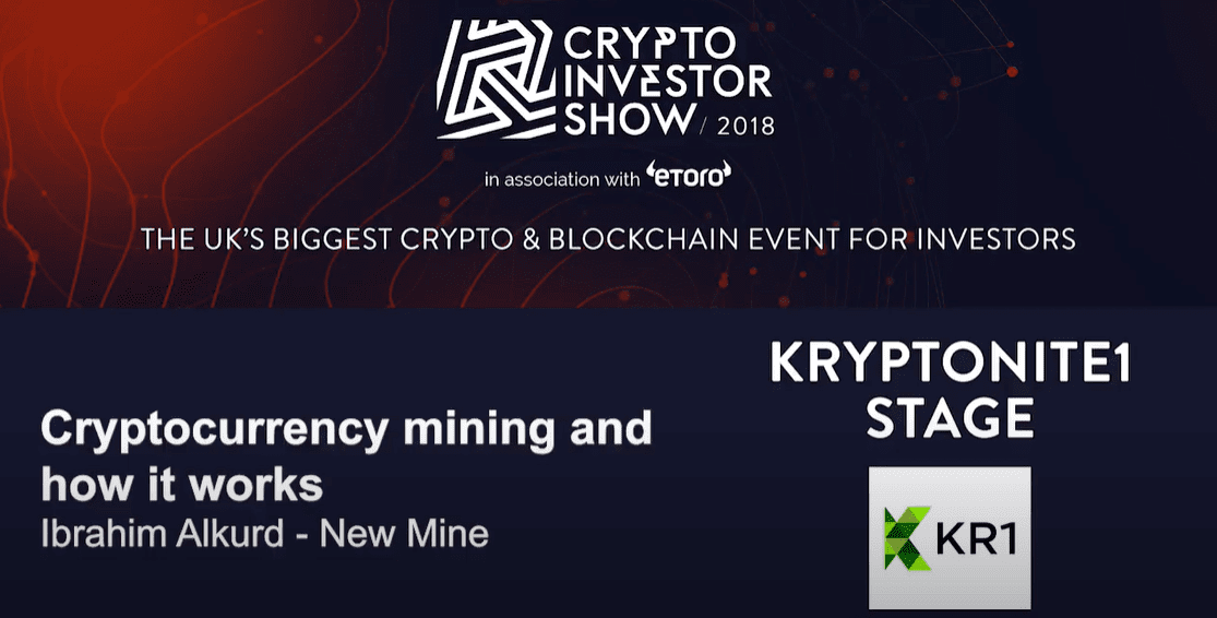 crypto mining container