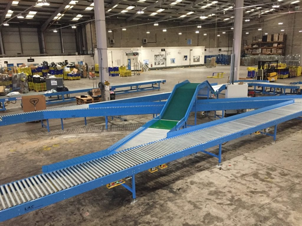 what are conveyors used for?
