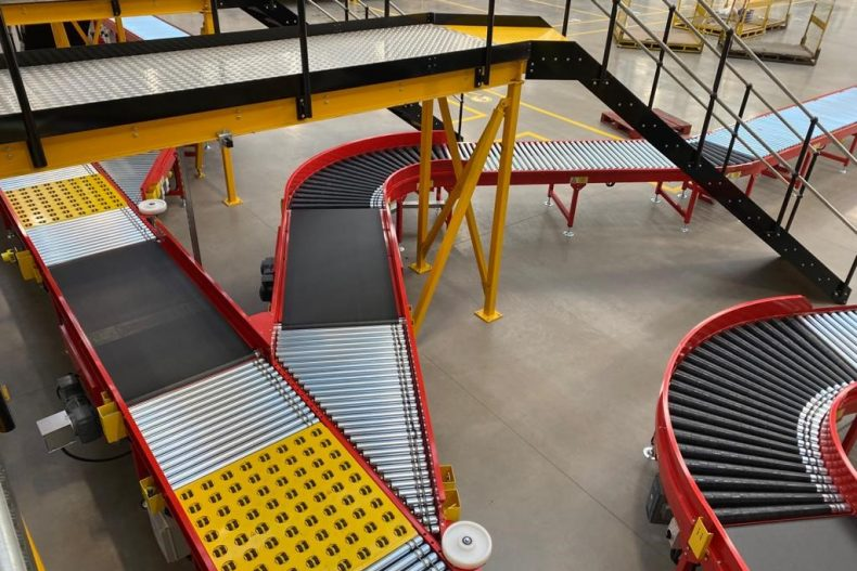5 Benefits of Installing Conveyors - LAC Conveyors
